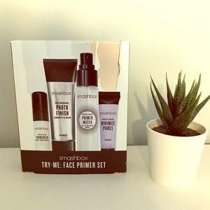 NEW Smashbox Try-Me Face Primer Set from Sephora